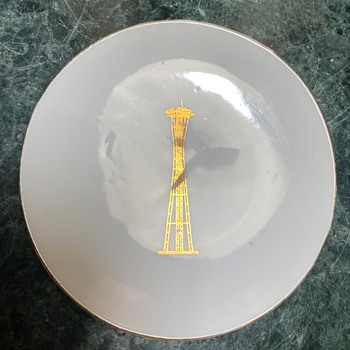 MCM Tourist Piece for the Space Needle in Seattle - Advertising