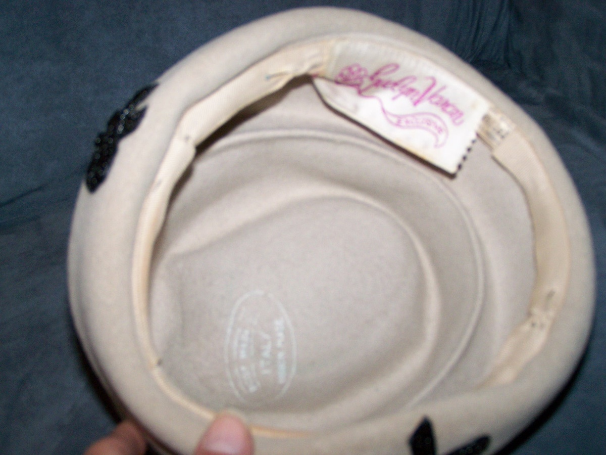 My Evelyn Varon Exclusive Hat  f9740ff43cc