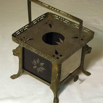 Unusual Antique Lantern - Lamps