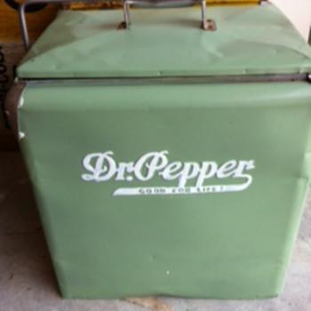 Dr Pepper Progress A1 Cooler