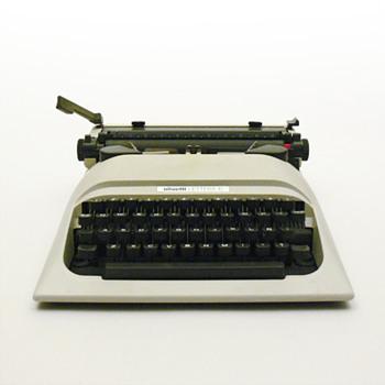 Olivetti Lettera 10, Hispano-Olivetti (Spain/Italy, 1979)
