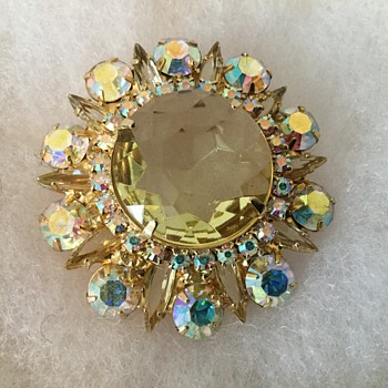 HERE COMES THE SUN...do,do,do,do - Costume Jewelry