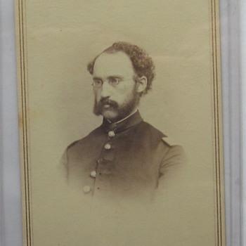 Capt Frank Sabine, 11th Maine Vols.