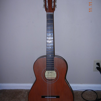 Greco Classical Acoustic - Guitars
