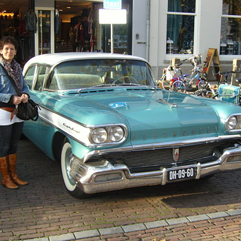 Oldsmobile eighty eight 1958 6.4 V8 - Classic Cars