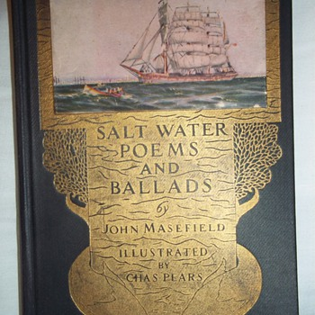 Salt Water Poems and Ballads - Books