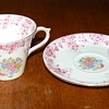 Recently acquired Shelley Teacup and Saucer