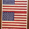 Jasper Johns, Two Flags (Whitney Anniversary), 1979