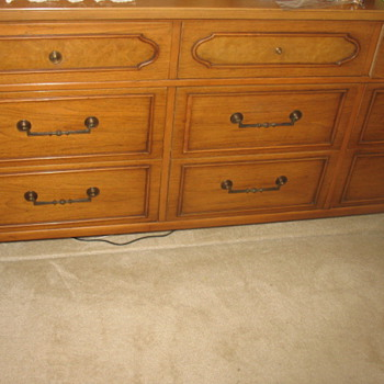 Great dresser find!  - Furniture