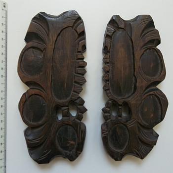 Unknown wood carvings - Help! - Folk Art