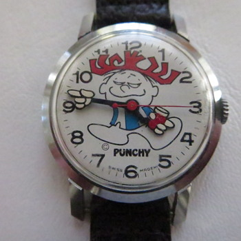 Punchy - Wristwatches
