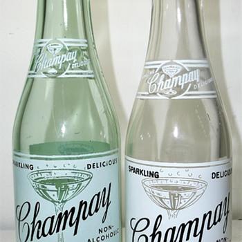 Champay Soda Bottles - Bottles