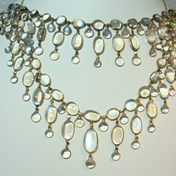 Antique Moonstone  - Fine Jewelry
