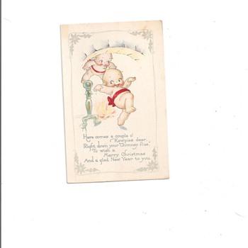 VALENTINE POSTCARDS 1920-30