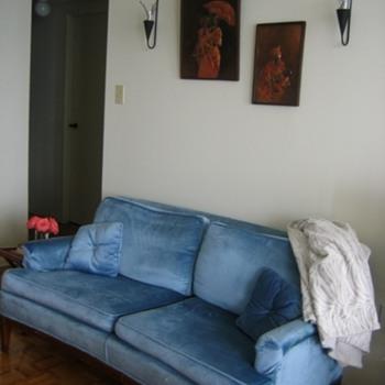 A beautiful classic sofa - Furniture