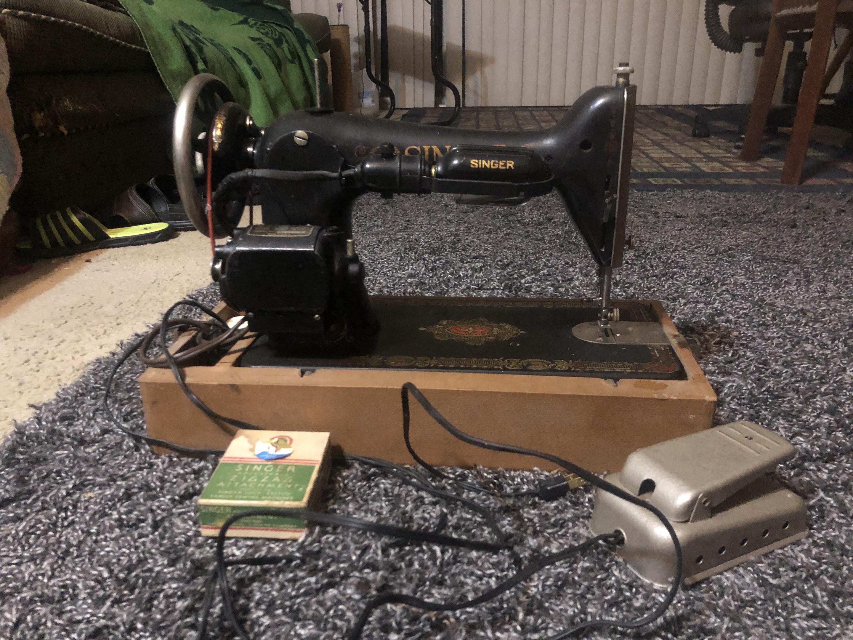 Singer Sewing Machine Serial Number G 0094450 Collectors Weekly