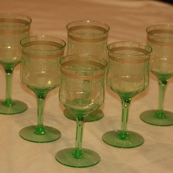 Great Grandma's Crystal - Glassware