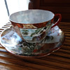 Japanese Cup and Saucer.