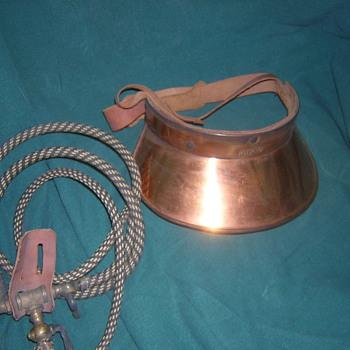 Copper Visor?????