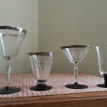 Have you seen these before? - Glassware