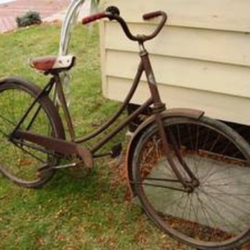 1937 Rambler Bicycle - Sporting Goods