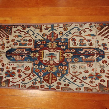 old native rug - Rugs and Textiles