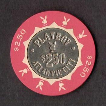 Playboy Casino $2.50 Gaming Chip - Games