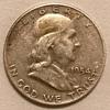 1954 half dollar 2 errors both sides