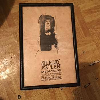 Shirley  Kaplan  - Posters and Prints