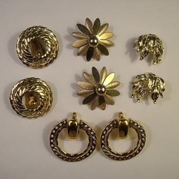 More Vintage Costume Jewelry - Costume Jewelry
