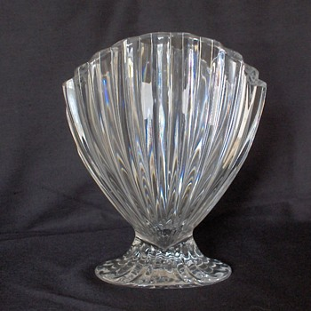 Waterford Crystal Vase Marquis