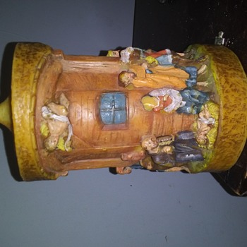 German Gunter Kerzen Walldurn/Baden Candle - Lamps