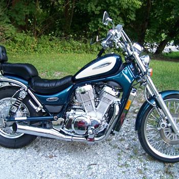My Baby !! 1998 Suzuki Intruder VS800GL - Motorcycles