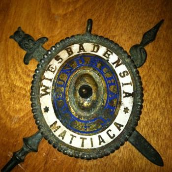 "Need help with ""Wiesbadensia Mattiaca"" - Military and Wartime"