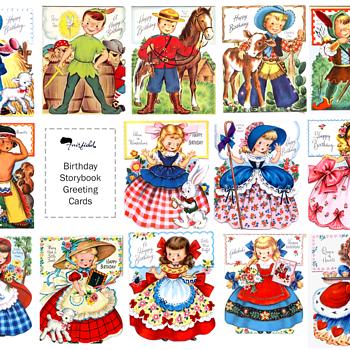 Fairfield Birthday Storybook Greeting Cards - Cards