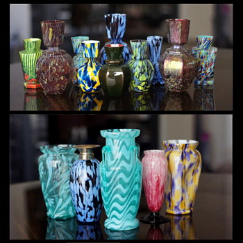Welz, Welz, and Some More Welz!! - Art Glass