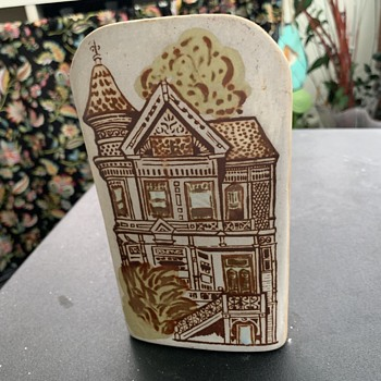 Wall pockets  - Pottery