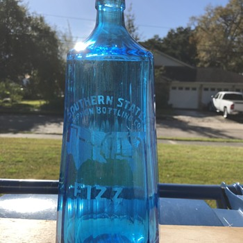 Southern States Siphon Bottling Company...FIZZ - Bottles