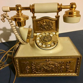 Antique telephone?