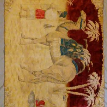 Camel tapestry - Rugs and Textiles
