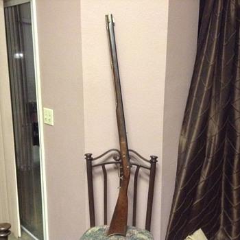 Ardesa Spain 45 cal black powder rifle