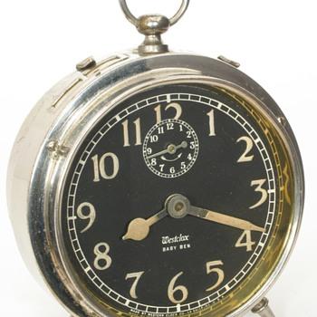 Westclox Baby Ben Alarm Clocks, Luminous Dial - Clocks