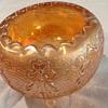 Carnival glass bowl by Fenton