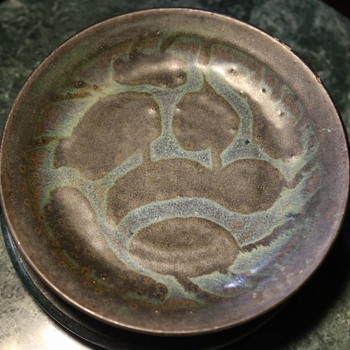 Beautiful Studio Pottery Bowl - signed, but by whom?! - Pottery