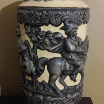 New Treasure George Roby Vase?? - Pottery