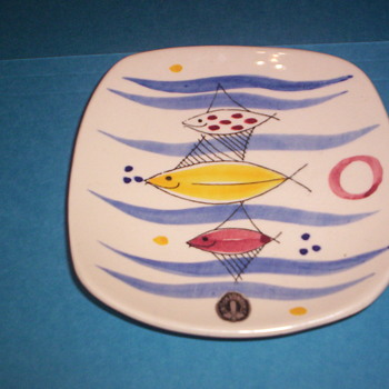 Inger Waage (1923-1995) for Stavangerflint A.S. Norway - Pottery