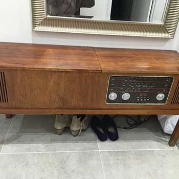 Console radio - Radios