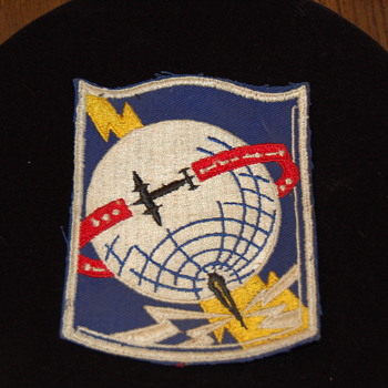 vintage patch - Military and Wartime