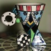 Memphis Style Coffee Cup - signed CM '98