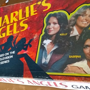 Charlie's Angels Game!  - Games